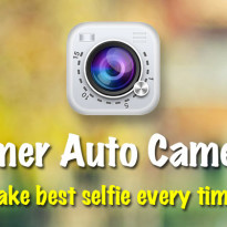Timer Auto Camera – Take best selfie every time!