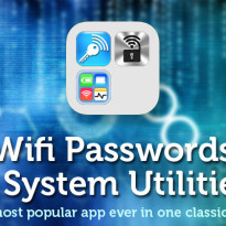Wifi Passwords & System Utilities